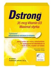 Bild på Dstrong 60 tabletter