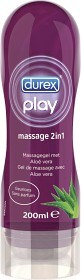 Bild på Durex Play Massage 2in1 Aloe Vera