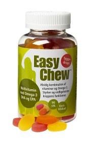 Bild på EasyChew Multivitamin med fiskolja 90 st