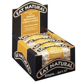 Bild på Eat Natural Almonds Apricots & Yoghurt coating 12 st