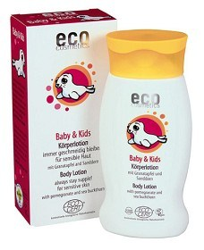 Bild på Eco Cosmetics Baby & Kids Bodylotion 200 ml
