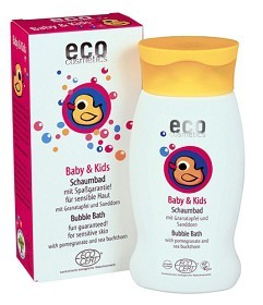 Bild på Eco Cosmetics Baby & Kids Skumbad 200 ml
