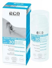 Bild på Eco Cosmetics Sollotion Neutral SPF 30, 100 ml