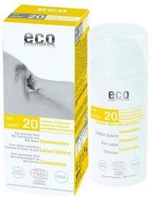 Bild på Eco Cosmetics Sollotion SPF 20
