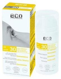 Bild på Eco Cosmetics Sollotion SPF 30