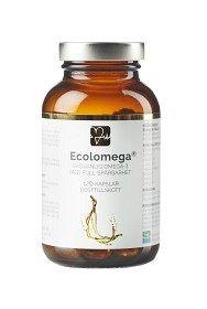 Bild på Ecolomega Omega-3 120 kapslar