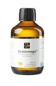 Bild på Ecolomega Omega-3 200 ml