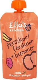 Bild på Ella's Puré Persika & Banan 120g