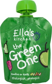 Bild på Ella's Smoothie The Green One 90g