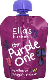 Bild på Ella's Smoothie The Purple One 90g