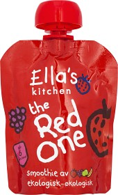 Bild på Ella's Smoothie The Red One 90g
