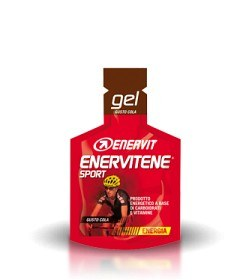 Bild på Enervit Enervitene Gel Cola 25 ml