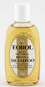 Bild på Eorol Henna neutral schampo 250 ml
