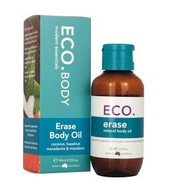 Bild på Erase Natural Body Oil 95 ml