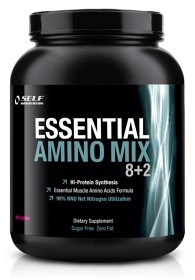 Bild på Essential Amino Mix 8+2 500 g Orange breezer