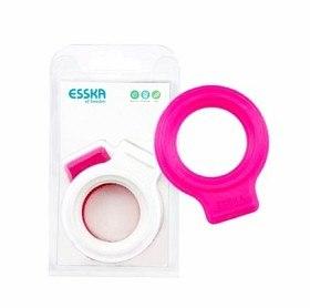 Bild på Esska Bitring Bity rosa/vit 2-pack