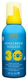 Bild på EVY Kids Solskyddsmousse SPF 30, 150 ml