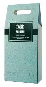 Bild på Faith In Nature For Men Blue Cedar Gift Pack
