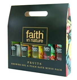 Bild på Faith In Nature Fruits Minis 5 x 100 ml