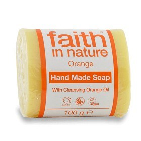Bild på Hand Made Soap Orange Soap 100 g