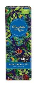 Bild på Filthy Rich Dark Chocolate 71% 40 g
