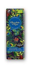 Bild på Rich Dark Chocolate 71% 40 g