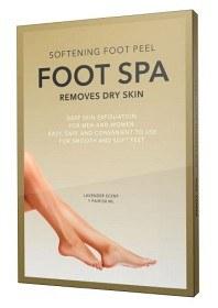 Bild på Foot Spa Exfoliating Socks