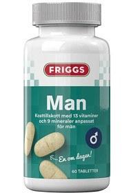 Bild på Friggs Man 60 tabletter