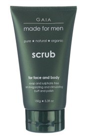 Bild på Gaia Made for Men Face & Body Scrub 150 ml