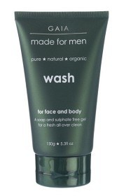 Bild på Gaia Made for Men Face & Body Wash 150 ml