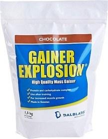 Bild på Gainer Explosion Choklad 1,5 kg