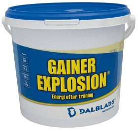 Bild på Gainer Explosion Vanilj 2 kg