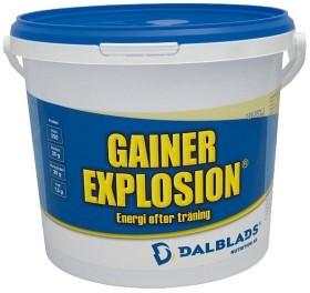 Bild på Gainer Explosion Vanilj 4 kg