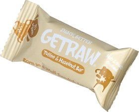 Bild på Getraw Caramel & Hazelnut 42 g