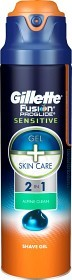 Bild på Gillette Fusion ProGlide Sensitive Shave Gel Alpine Clean 170 g