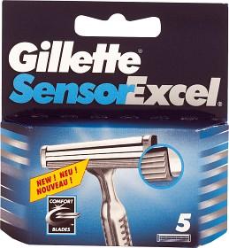 Bild på Gillette Sensor Excel rakblad 5 st