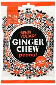 Bild på Ginger Chew Peanut 120 g