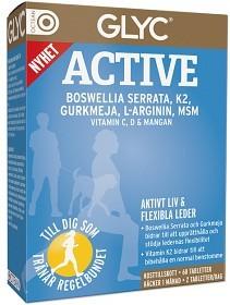Bild på Glyc Active 60 tabletter