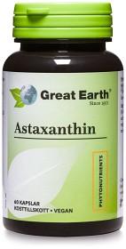 Bild på Great Earth Astaxanthin 60 kapslar