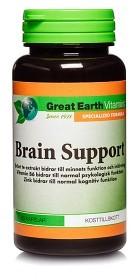 Bild på Great Earth Brain Support 60 kapslar