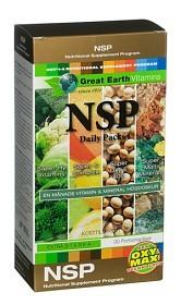 Bild på Great Earth NSP Pack Premium 30 portioner