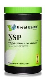 Bild på Great Earth NSP Pack Extra 30 portionspåsar