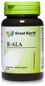 Bild på Great Earth R-ALA 60 kapslar