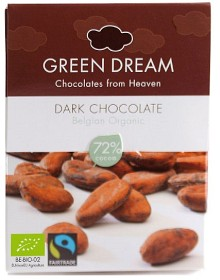 Bild på Green Dream Dark Chocolate 55 g