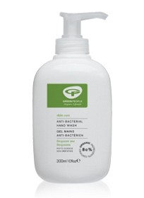 Bild på Green People Antibacterial Hand Wash 300 ml