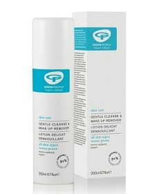 Bild på Green People Gentle Cleanse & Make-Up Remover 200 ml