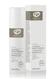Bild på Green People No Scent Cleanser & Make-Up Remover 200 ml