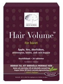 Bild på Hair Volume 30 tabletter