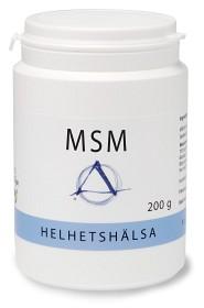 Bild på Helhetshälsa MSM 200 g