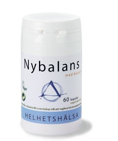 Bild på Helhetshälsa Nybalans 60 kapslar